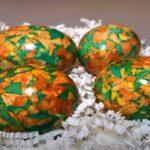 Как красиво покрасить яйца на Пасху 2020 своими руками в домашних условиях?