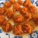 Морковные конфеты — рецепт сладостей из моркови в домашних условиях