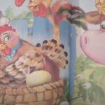Курочка Ряба — сказка для самых маленьких. Русскую народную сказку читает Ю.С. Лавренченко