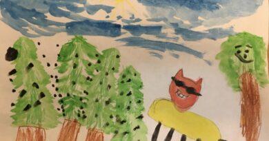 Какого Лешего не хватает в лесу — сказка на ночь для малышей